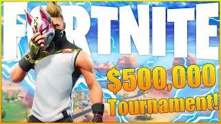 $500,000 Fortnite Summer Skirmish Tournament! - Pro Fortnite Player -  Fortnite Battle Royale