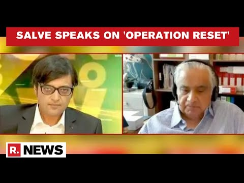 'India Going Through Operation Reset': Harish Salve Sees 'Glimmer Of Hope' For The Nation