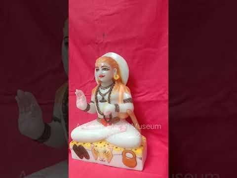 Lord Marble Baba Balak Nath God Statue