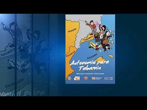 Η «Ταμπαρνία» ζητεί απόσχιση από την Καταλονία!