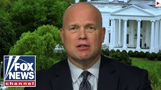 Whitaker on Flynn case: Biden needs to respond to questions