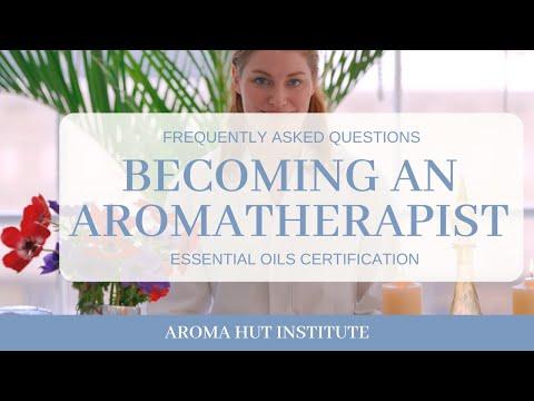 FAQ About Aromatherapy Certification Online - Rebecca Park Totilo ...