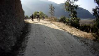 preview picture of video 'MTB - Nepal'