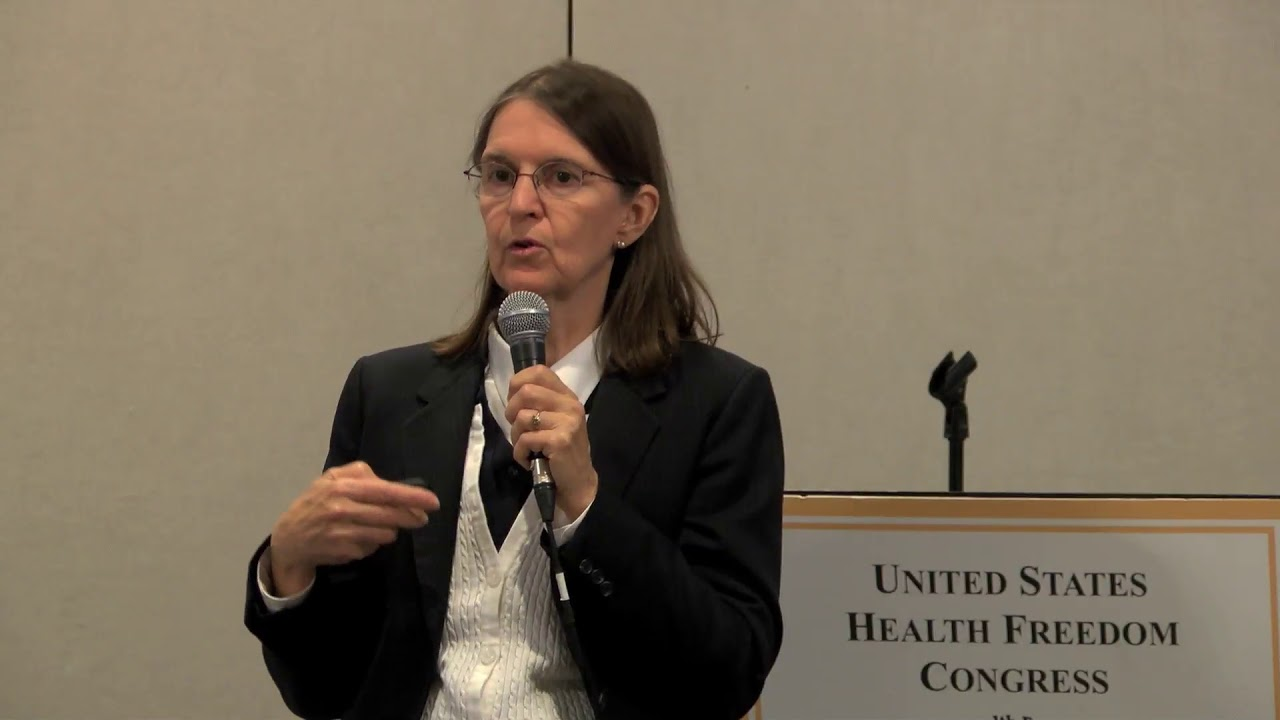 Lobbying 101 workshop - Diane Miller's presentation at the 2018 US Health Freedom Congress