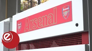 Arsenal FC shoots and scores with energy storage project | Energy Live News