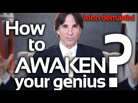 Sample video for John Demartini