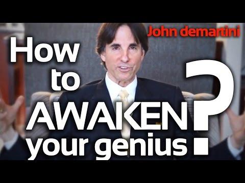 Sample video for John Demartini