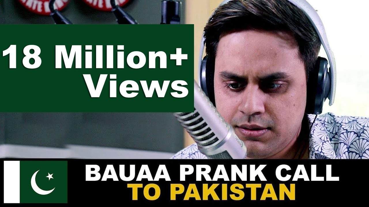 Bauaa prank call to Pakistan | Cricket World Cup Special