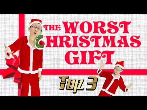 Top 3 Worst Christmas Gifts Ever | Merry Christmas