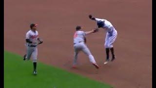 MLB Best Escaping Rundowns