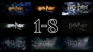 Harry Potter  Trailers 18 HD
