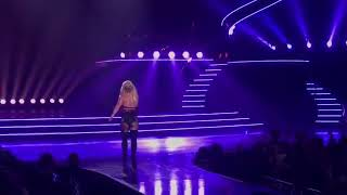 """Britney Spears LIVE 100% 19/08/2017 Cover Bonnie R. """"Something To Talk About""""."""