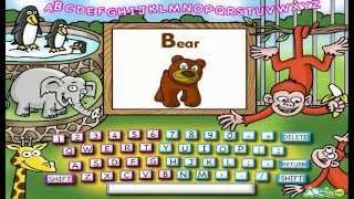 ABC KeyBoard Zoo Pre K Learning