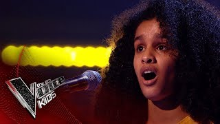 Pardis Performs 'Summertime': Blinds 4 | The Voice Kids UK 2018