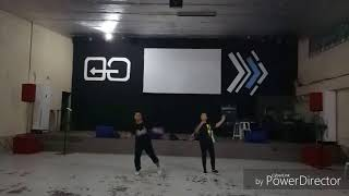 Mighty God- Trent Cory (COG-Angeles City Dance Ministry) Mirror Version