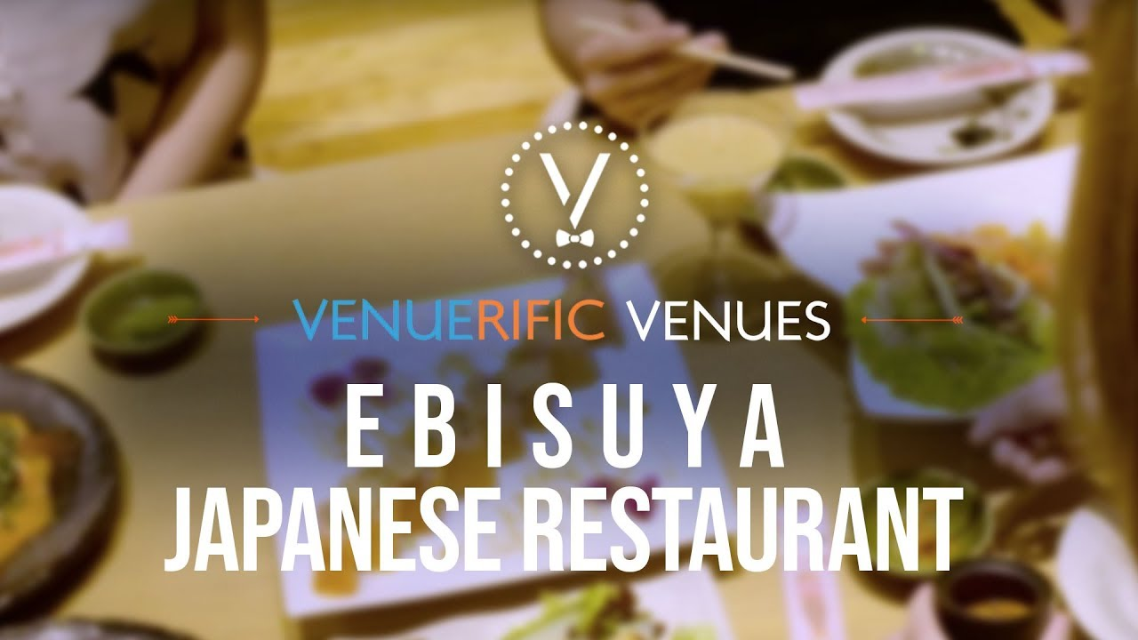 Ebisuya Restaurant Venuerific Indonesia
