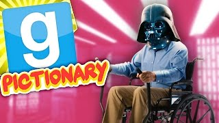 THE LAST JEDI | Gmod Pictionary