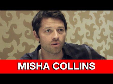 Supernatural Interview - Misha Collins | MTW