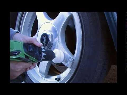 94 95 96 Impala SS polishing stock rims DIY under $20