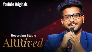 Recording Studio | Swagat Rathod | #ARRivedSeries