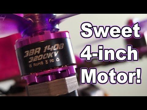 3B-R 1408 3200kv Motor Review