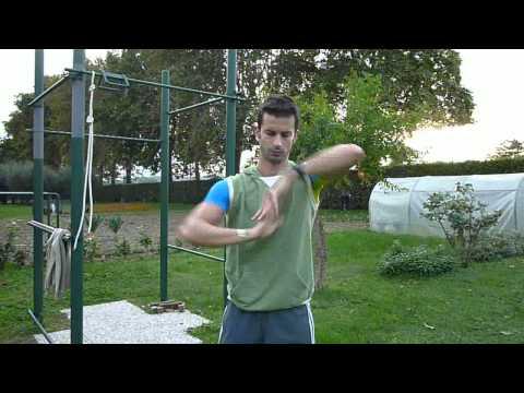 Esercizio per il dolore nel video articolazioni