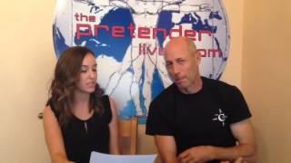 Jon Gries - comment Broots peut travailler au Centre ? - Question de fans