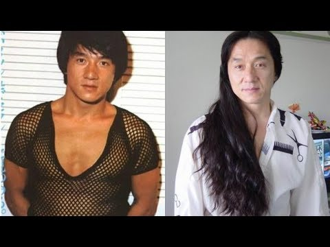 Jackie Chan (成龍) - Transformation From 1 To 64 Years Old