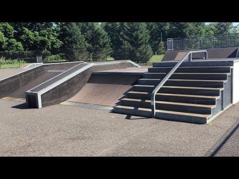 Robbinsville, New Jersey - Skatepark