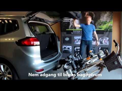 Spinder XPLORER X cykelholder til 2 cykler video