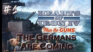 HoI4 - MAN THE GUNS Pre-release stream - GERMANY FUEL UP THE