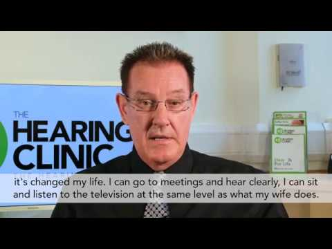 The Hearing Clinic UK Testimonial – John Talks About His Lyric Hearing Aid