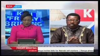Friday Briefing: Mind your Language with Willice 'the Word Master' Ochieng', 11/11/16