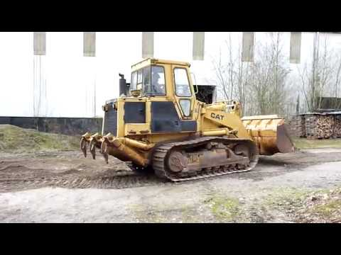 Caterpillar 963 Crawler loader - 16 301 h