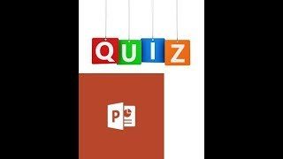 How to make a Quiz :: PowerPoint 2010