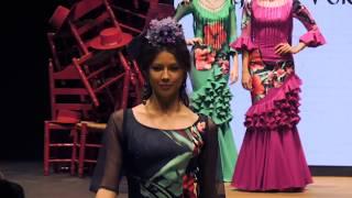 Desfile 25 Primaveras en Pasarela Flamenca Jerez.
