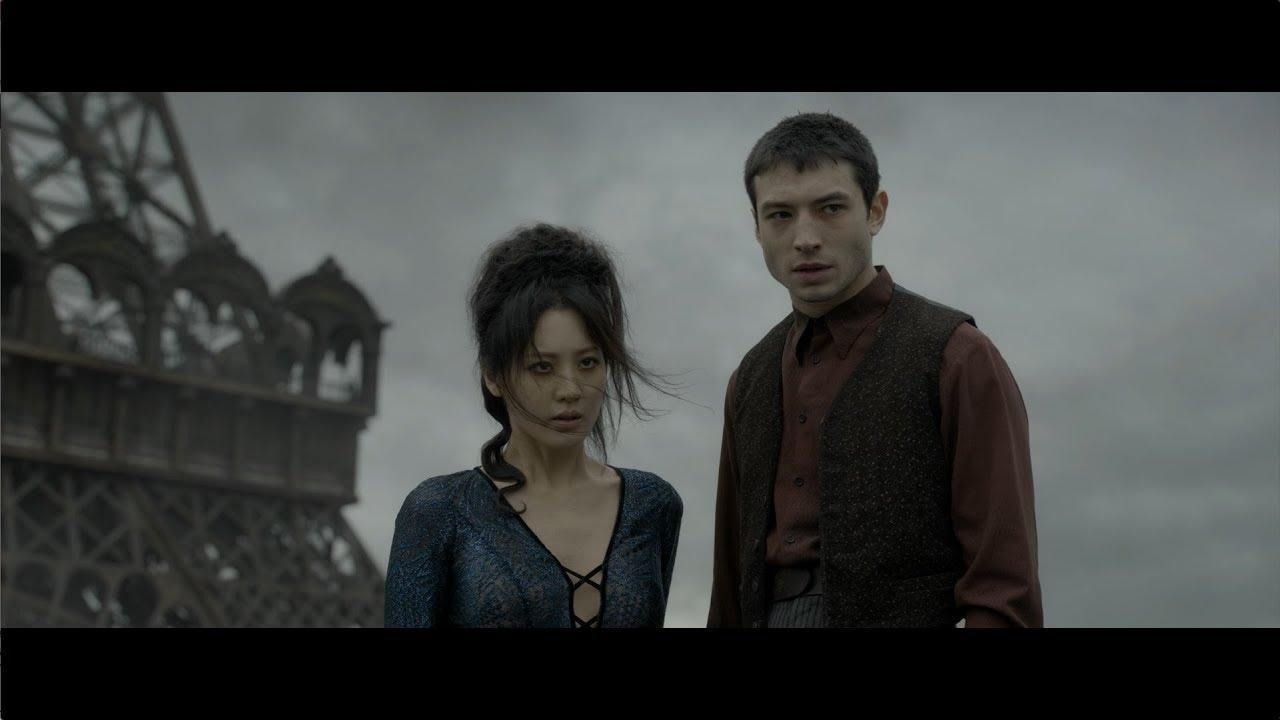Trailer för Fantastiska vidunder: Grindelwalds brott