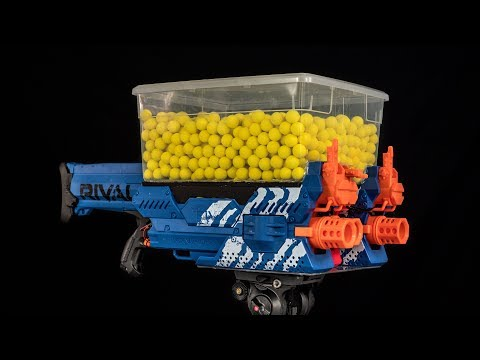 [MOD] Triple Nerf Rival Nemesis Modification | 1,200 Round Capacity!