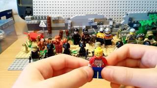 Подготовка к Lego фильму S.T.A.L.K.E.R.