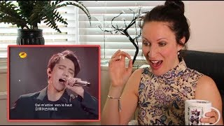 Vocal Coach REACTS/ANALYSES TO- DIMASH KUDAIBERGENOV -S.O.S