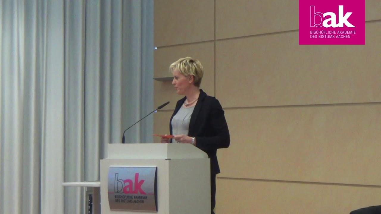 Vortrag Prof. Dr. Herfried Münkler - Chancen einer neuen Gesellschaft