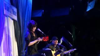 Youn Sun Nah with Ulf Wakenius at the Blue Note NYC 2014