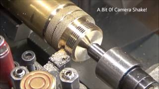 The Easiest & Safest Method Of Screw Cutting Threads On The Lathe