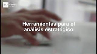 Masterclass | Herramientas para el análisis estratégico