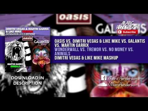 [1 HOUR VERSION] Dimitri Vegas, Martin Garrix, Like Mike -Tremor mp3