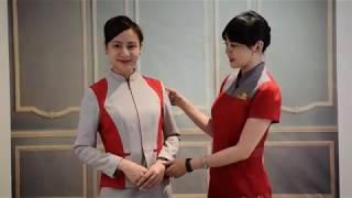遠東航空新制服正式上線