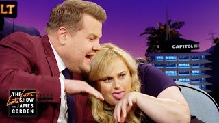 Rebel Wilson & James Corden Are Two Cool