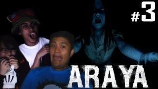 PEENOISE Play ARAYA : Thai Horror game | Part 3 (Chapter 4 and 5)