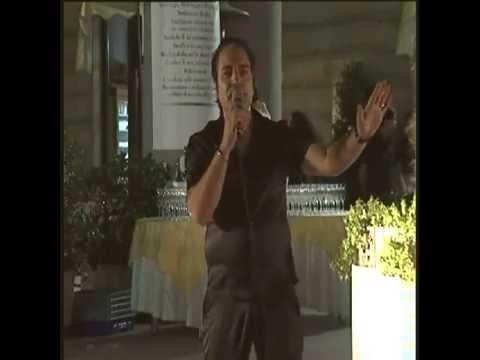"""Peter Esaltato """"Live"""" Bimba mia di Franco Califano"""