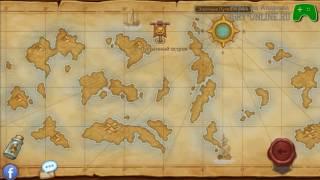 Приключенческая игра Бухта пиратов на андроид